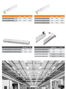 LED FIXTURES (Recessed) - 13